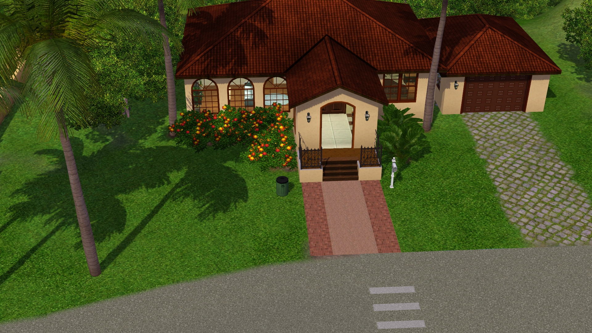 The sims 3 island paradise preview houseboat e resort for Case the sims 3 arredate
