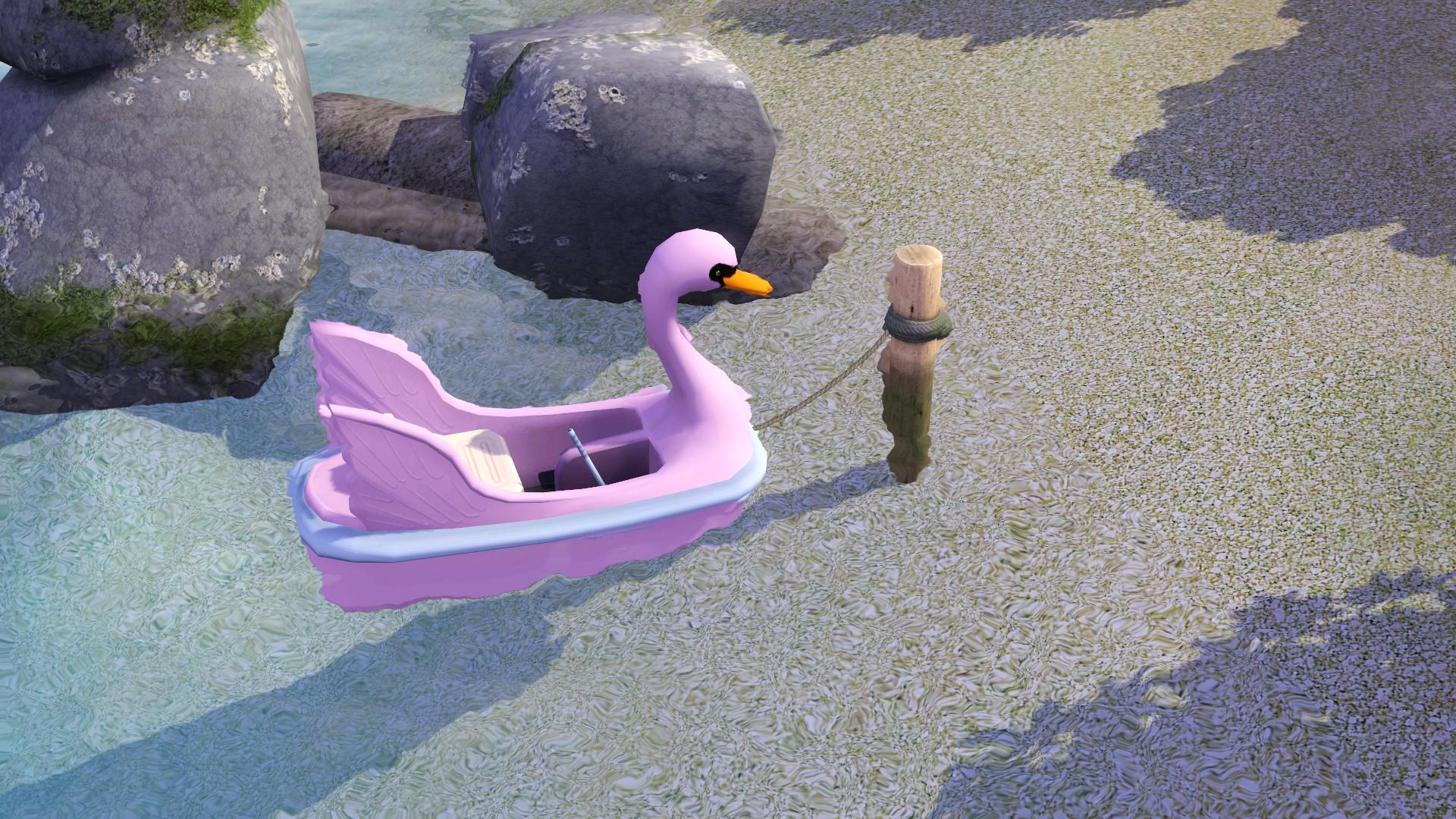 The sims 3 island paradise preview mezzi di trasporto for Case the sims 3 arredate